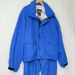Vintage Eddie Bauer gore tex rain jacket & pants